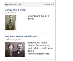 FB-Inserat